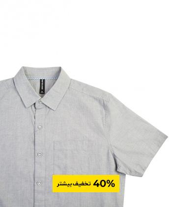 پیراهن مردانه آستین کوتاه جین وست Jeanswest