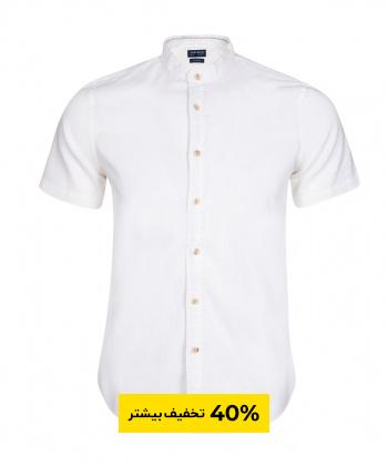 پیراهن مردانه یقه دیپلمات جوتی جینز JootiJeans