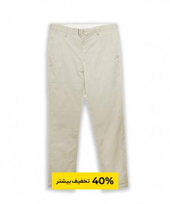 شلوار کتان مردانه جین وست Jeanswest کد 02151588