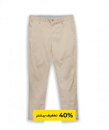 شلوار کتان مردانه جین وست Jeanswest کد 92151503