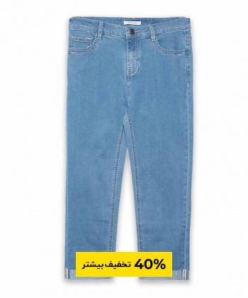شلوار جین کوتاه زنانه جین وست Jeanswest مدل 92287502