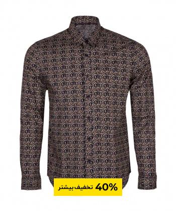 پیراهن آستین بلند مردانه جوتی جینز JootiJeans کد 01531033