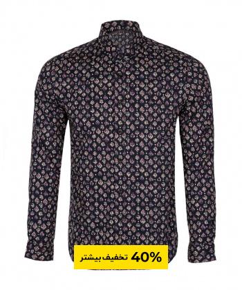 پیراهن آستین بلند مردانه جوتی جینز JootiJeans کد 01531032
