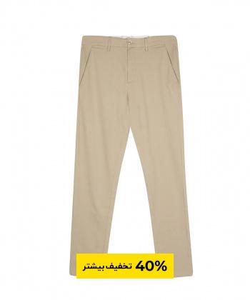 شلوار کتان مردانه جین وست Jeanswest کد 01151501