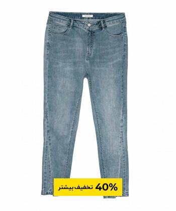 شلوار جین زنانه جین وست Jeanswest کد 01289502
