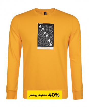 تیشرت آستین بلند مردانه جین وست Jeanswest کد 01171502