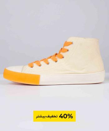 کفش کتانی ساق دار زنانه جوتی جینز JootiJeans مدل 02871609