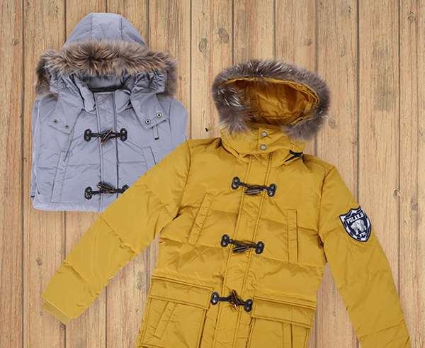 لباس زمستانی جین وست