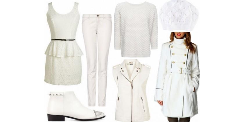 اصول مهم در پوشیدن لباس سفید