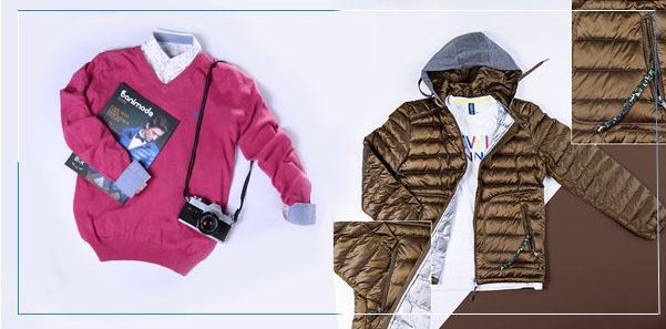 محصولات زمستانه در بانی مد