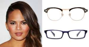 عینک مناسب فرم صورت