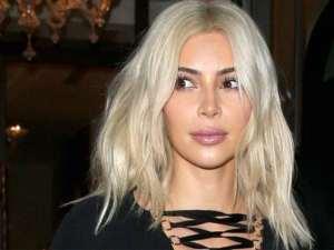 رنگ بلوند پلاتینی platinum blond