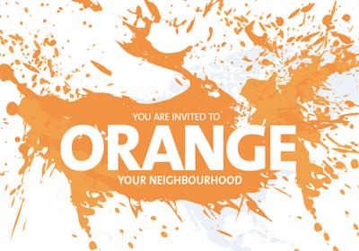 16 روز نارنجی