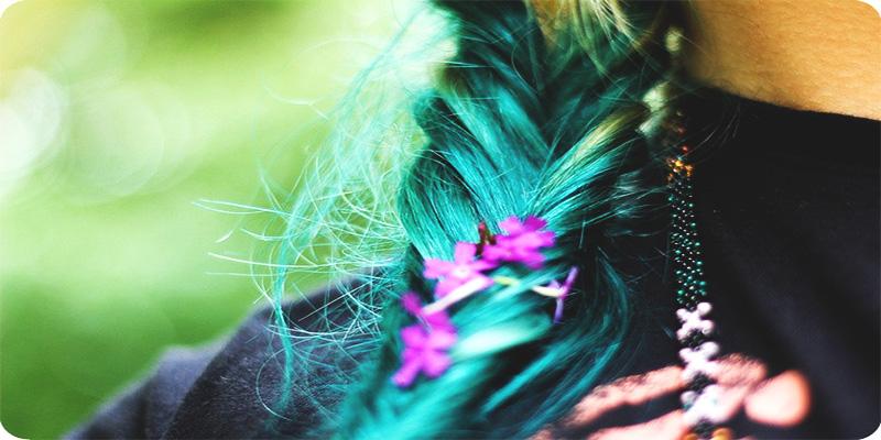 روانشناسی رنگ مو