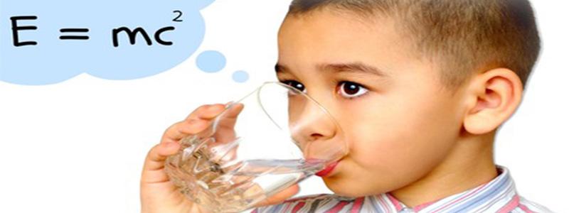 نوشیدن آب برای هوش