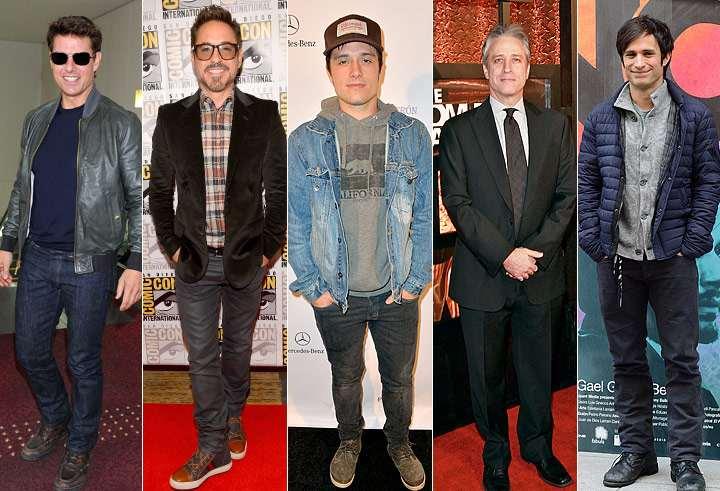 نکات لباس پوشیدن مردان کوتاه قد