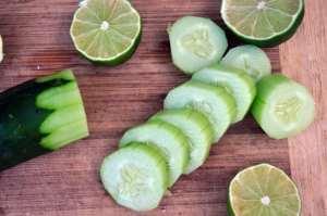 لیمو و خیار