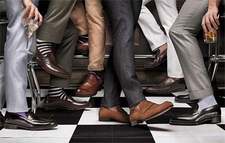 لوفر کفش مردانه