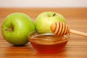 نعنا عسل سیب