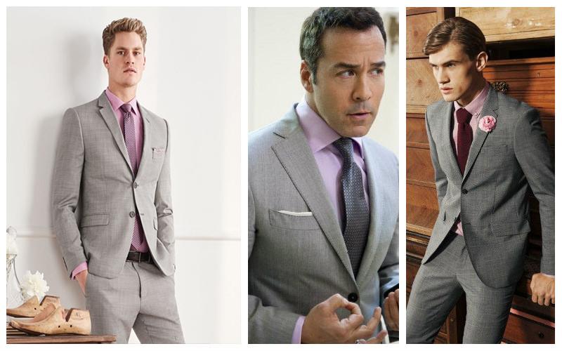 ست کردن لباس مردانه/پیراهن مردانه