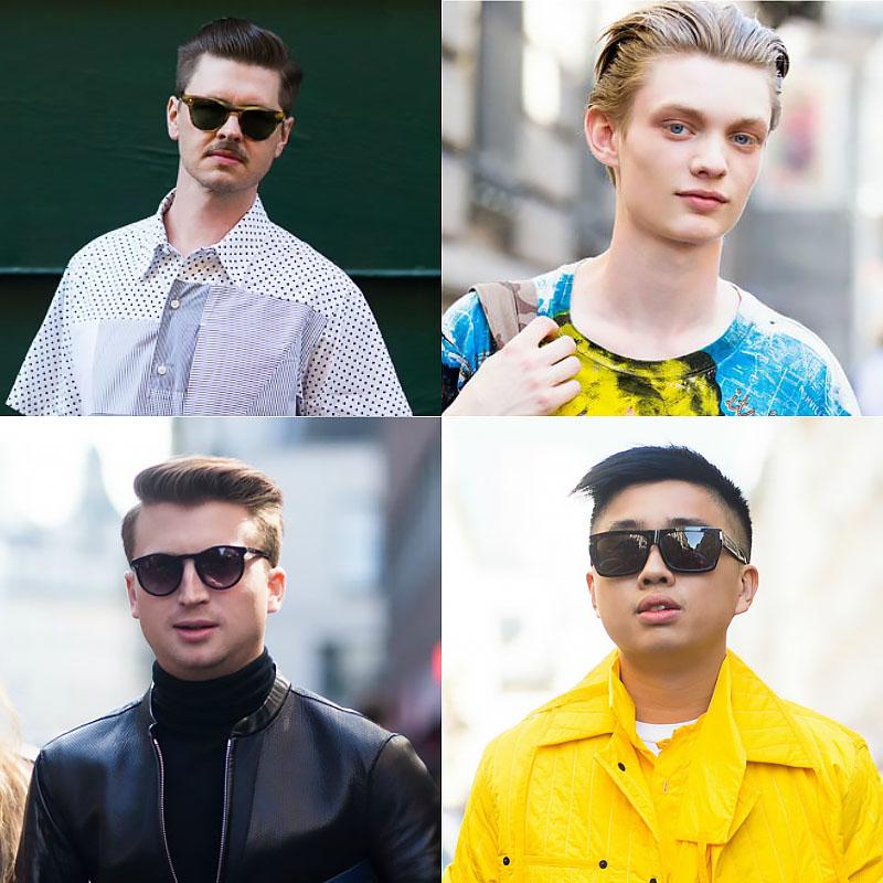 مدل موی مردانه men hair