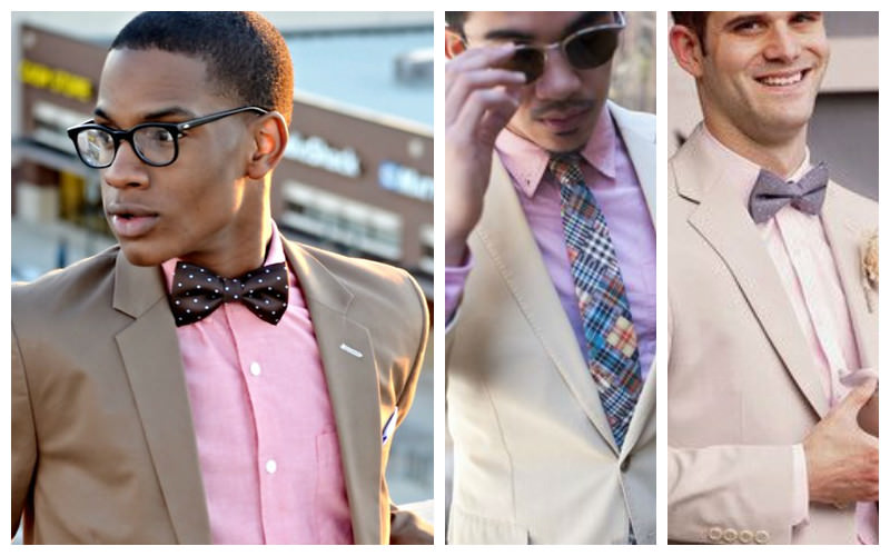 ست کردن لباس مردانه/ پیراهن