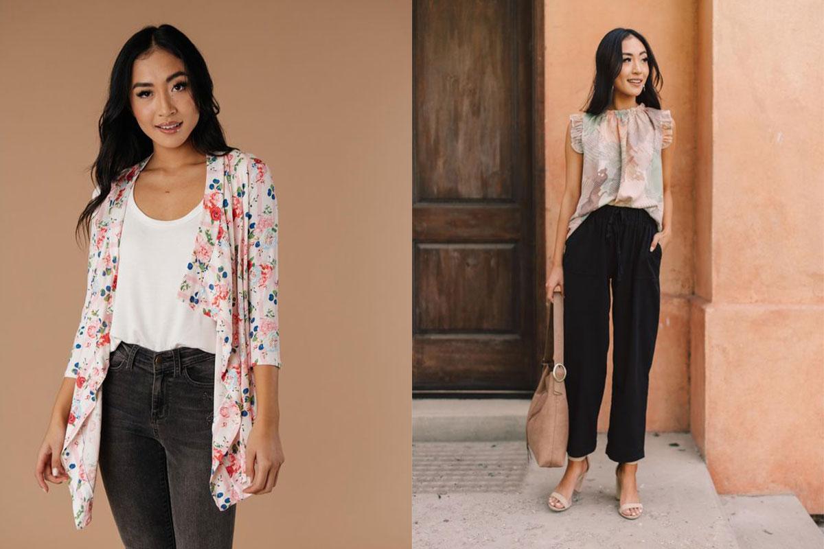 سبک لباس پوشیدن برای خانم های لاغر