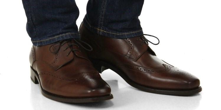 کفش مناسب شلوارجین