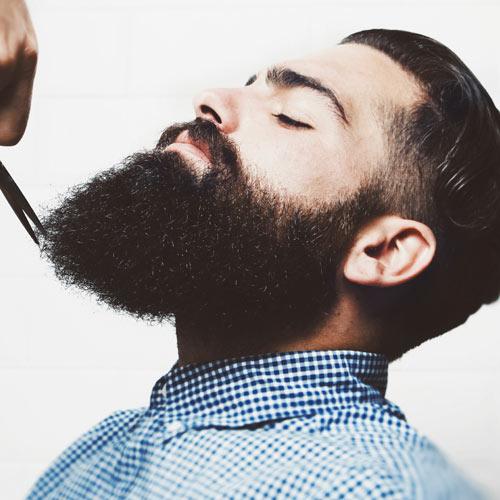 Beard-Trimming-