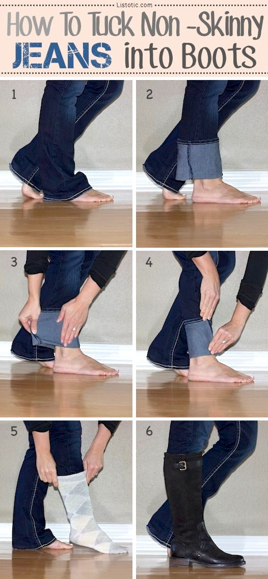 No-more-fat-looking-ankles-31-Clothing-Tips-Every-Girl-Should-Know