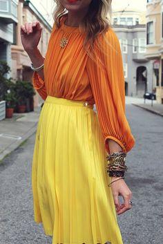 زرد و نارنجی (1)