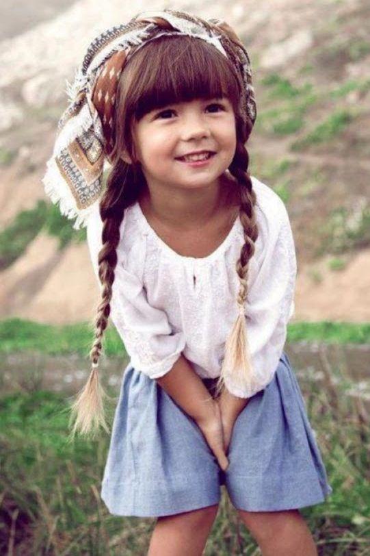 استایل کودک