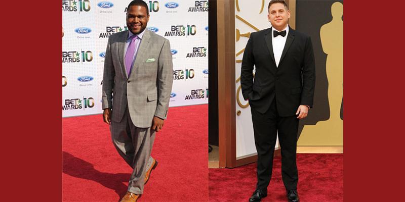 مردان کوتاه و چاق