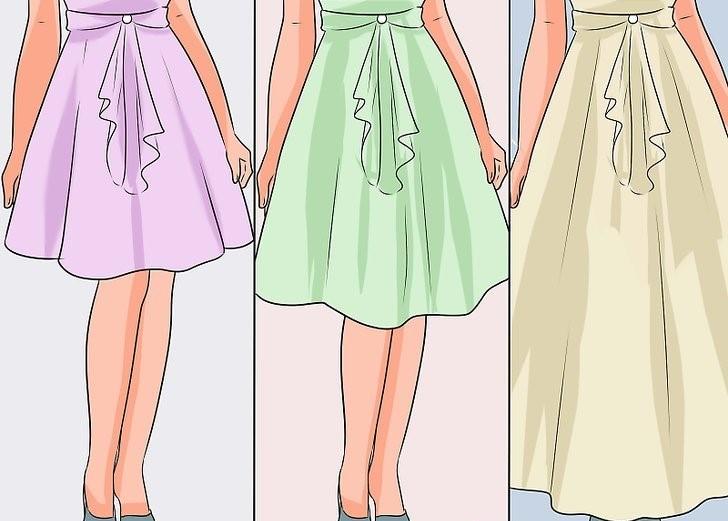 نکات لباس پوشیدن دختران قد بلند