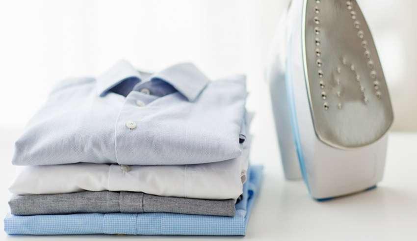 اصول صحیح اتو کردن پیراهن مردانه