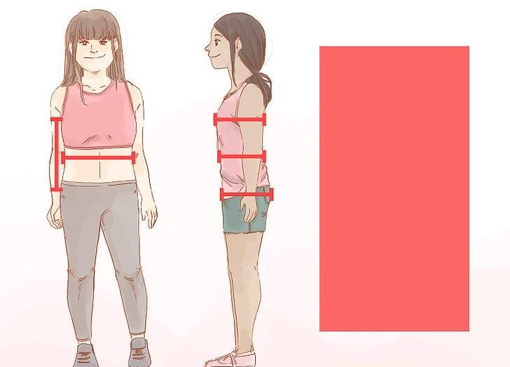 لباس مناسب اندام