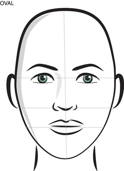 مدل مو برای صورت های بیضی (7)