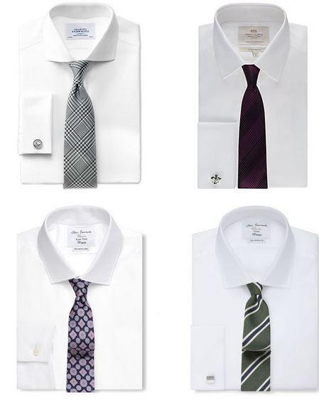 ست کردن پیراهن مردانه و کروات