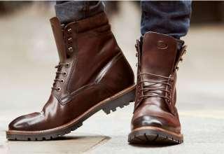 مردان به فکر کفش های پاییزی باشید