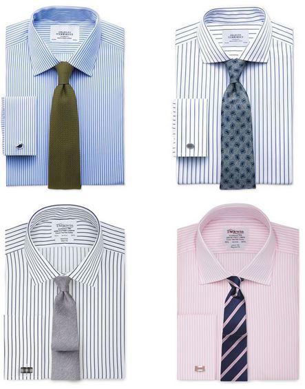 راهنمای ست کردن پیراهن مردانه و کروات