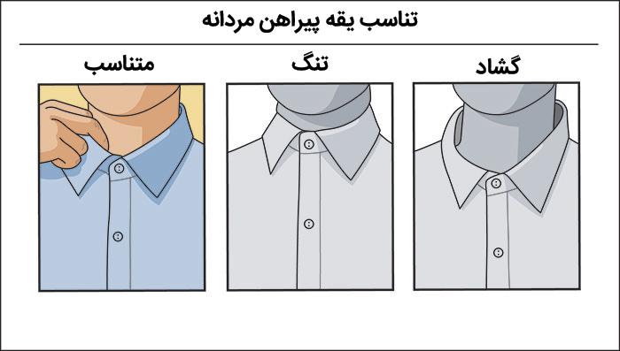 مهم ترین نکات در خرید پیراهن مردانه