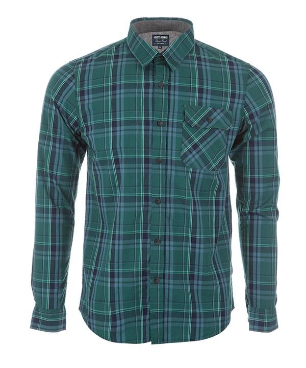 پیراهن-آستین-بلند-مردانه-جوتی-جینز