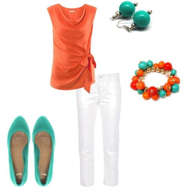 خرید لباس نارنجی