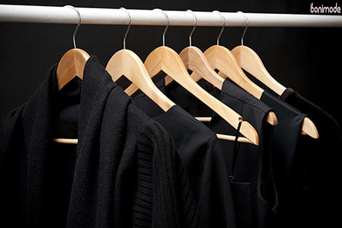 Black clothes.banimode