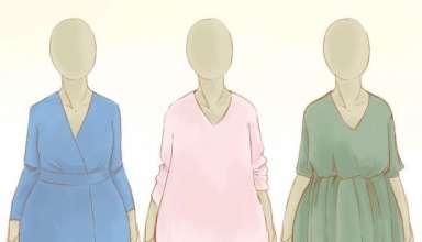 بایدها و نبایدهای پوشش خانمهای چاق