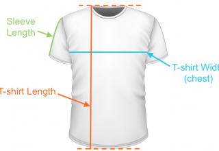 t-shirt-size-chart