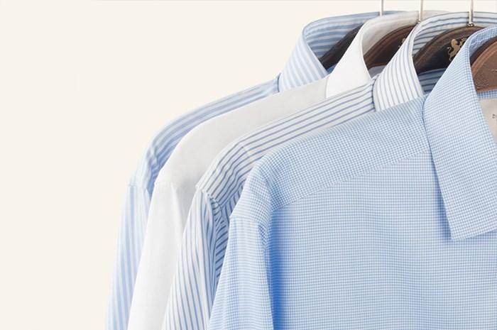 نگهداری پیراهن مردانه width=