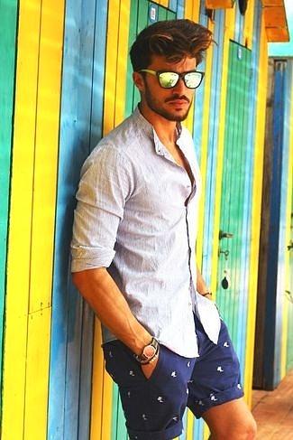 white-long-sleeve-shirt-navy-and-white-shorts-yellow-sunglasses-large-2621