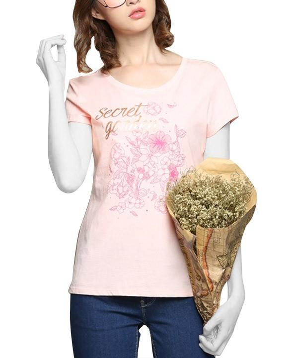 تیشرت و مدلهای مختلف آن در فروشگاه اینترنتی بانی مد - زنانه