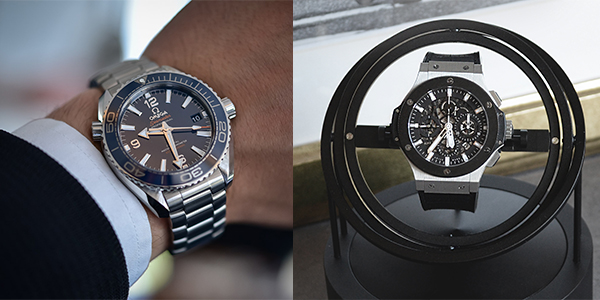 ساعت نبضی Automatic watch